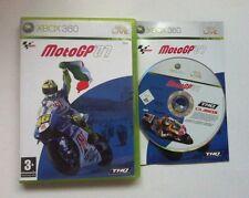 MotoGp 07 Xbox 360 Ottima 1A Stampa Italiana Con Manuale