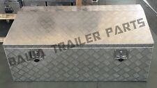 1200MM ALUMINIUM TOOL BOX! TRAILER PARTS