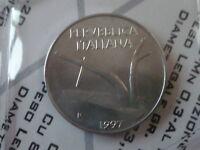10 LIRE SPIGA  DAL 1968 AL 2001 - DA SERIE DIVISIONALE O ROTOLINO - FDC