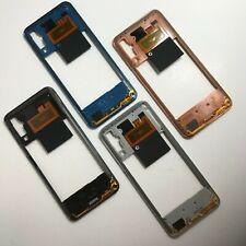 Genuine Samsung Galaxy A50 SM-A505F Chasis medio Marco Bisel vivienda