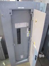 GE 225 Amp Main Lug 120/208 Volt 3 Phase 42 Circuit  Panelboard - E638