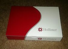 "HOLLISTER 3804 BOX OF 10 OSTOMY DRAINABLE 2.75"" COLOSTOMY POUCH BAGS NEW ITEM"