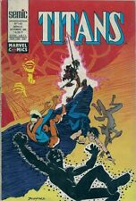 BD--TITANS N° 142--STAN LEE--SEMIC / NOVEMBRE 1990