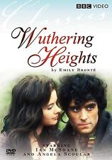 Wuthering Heights (DVD) Ian McShane, Angela Scoular NEW