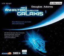 DOUGLAS ADAMS - Per Anhalter durch die Galaxis --6 CDs    ....#29