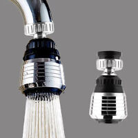 1pc 360° Swivel Water Saving Tap Aerator Diffuser Faucet Nozzle Filter Connector