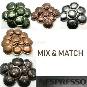 GENUINE NESPRESSO Pro Capsules Coffee Pods New Strong Mix & Match Pack Blends UK