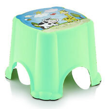 Children/Kids Plastic Step Stool Anti Slip Toilet Potty Training Bathroom Boy