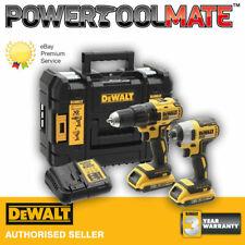 Dewalt DCK2059D2T XR Impact & Drill Driver 18V Twinpack 2 x 2.0Ah Batt