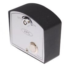 Wired Gate or Door Push Button with isolation des Key-Switch (APC-PBS-K)