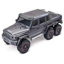 Traxxas 88096-4-SLVR Mercedes Benz G 63 1/10 Scale TRX-6 Trail Crawler, Silver