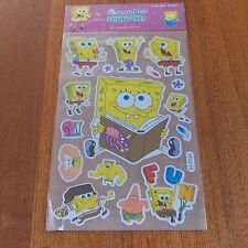 SpongeBob Squarepants Embo Deco Stickers