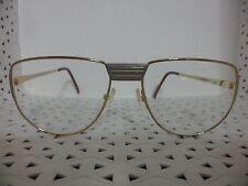 Essence 490 Gold Mauve Vintage 80's Womens Eyeglasses  (TF10)@