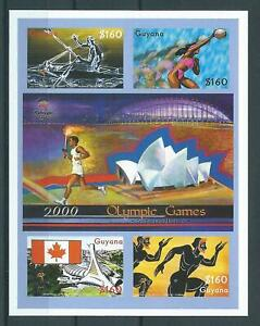Guyana,2000,Olympic,Imprf,compl,MNH,Sc not listed