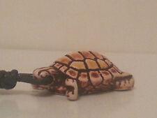 Turtle Necklace/Pendant Carved Sea Turtle Tortoise