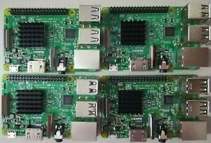 2 x Neue Raspberry PI 3 Model B