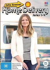 Julia Zemiro's Home Delivery :Series 1-4 (DVD,  5-Disc Set) R4 (D115)(D154)(D179