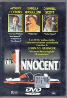 Dvd **THE INNOCENT** con Anthony Hopkins Isabella Rossellini nuovo 1993