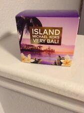 Michael Kors ISLAND Very Bali Rare Eau De Parfum Spray 1.7 Fl Oz For Women New