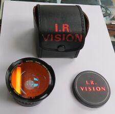 I.R. Vision Super Wide High Resolution AF Macro 0.42X Lens  w/Case UNTESTED