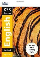 KS3 English Workbook (Letts KS3 Revision Success - New Curriculum) (Paperback)