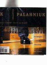 CHUCK PALAHNIUK-STRANGER THAN FICTION-SIGNED-LIKE NEW 1ST 2004 HB/DJ TRUE LIFE