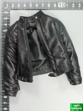 1:6 Scale Crazy Owners COF-025 The Assassin - Black Jacket (CRACKED DEFECTED)