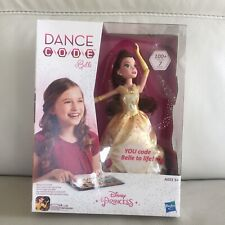 DISNEY STORE Dance Code featuring Disney Princess Belle Doll