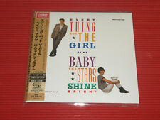 EVERYTHING BUT THE GIRL BABY , THE STARS SHINE BRIGHT JAPAN MINI LP SHM CD