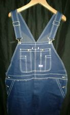 Big Smith Bib Overall Carpenter Jeans men's 44 x 32 NWOT NICE & CLEAN