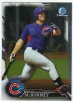 2016 Bowman Chrome Prospect #BCP 8 Billy McKinney Chicago Cubs