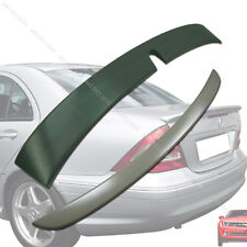 Mercedes BENZ W203 A STYLE C-Class Trunk Spoiler & Roof Spoiler 07 §