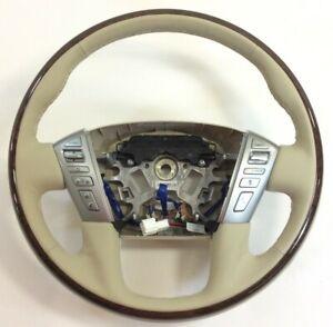 48430-5ZA1B  Infiniti QX56/QX80 Steering Wheel NEW OEM!!  484305ZA1B