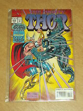 THOR THE MIGHTY #476 VOL 1 MARVEL JULY 1994