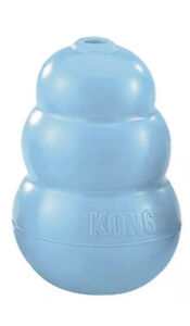 KONG Puppy Small Rubber Chew Toy Treat Dispenser Blue FAST & FREE POSTAGE