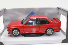 Solido 421184390 BMW M3 E30 1986 Red NEW 1:18 OVP