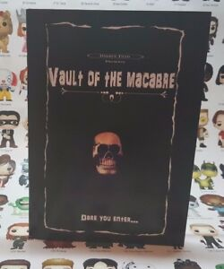 Vault of the Macabre by Darren Field English Paperback Book Dark Horror Poems