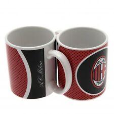 AC Milan FC Mug Crest-Design dernières bullseye