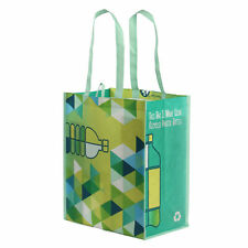 Earthwise Reusable Grocery Bag  from Recycled Plastic Bottles (Rpet) (Pack of 5)