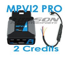 HP Tuners MPVI2 Pro Feature Set w/ 2 Universal Credits