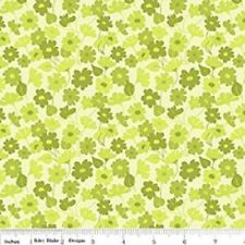 1 yard Bohemian Festival by Lila Tueller Riley Blake C2935 Green cotton fabric