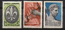 NEDERLANDS # 293-295 # MH PLAKKER CV € 7.00  (131)