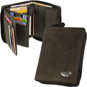 CHIEMSEE Zip Briefcase Men's Wallet Leather Wallet