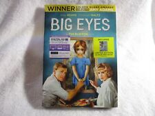/DVD - Big Eyes - A Tim Burton Film - 2015 - Biographical Drama