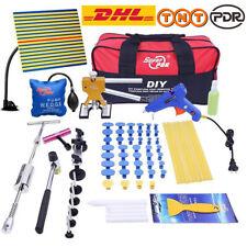 68× Full Set PDR Tools Paintless Hail Repair Removal Dent Puller Lifter Glue Kit