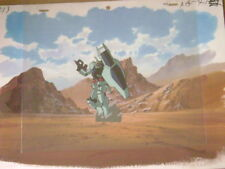 GUNDAM 0083 STARDUST MEMORY GUNDAM RX-78 GP01Fb ANIME PRODUCTION CEL