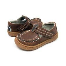 New LIVIE & LUCA Shoes Trigo Toffee Brown toddler 4 HTF