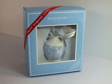 Wedgwood Jasperware 2019 Christmas Tree Decoration Portland Vase and Boxed