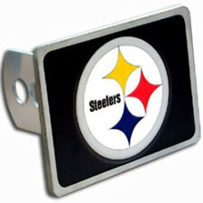 Pittsburgh Steelers Trailer Hitch Cover [NEW] NFL Metal Truck Car Zinc Auto CDG