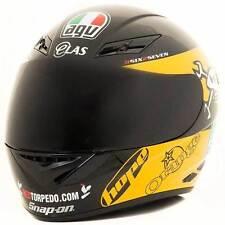 AGV K3 Guy Martin Replica Isle Of Man TT Replica Motorcycle Motorbike Helmet